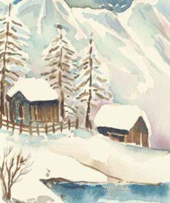 Mit Weihnachtskarten doppelt Freude schenken - Birgit Scherer