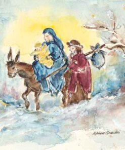Mit Weihnachtskarten doppelt Freude schenken - Annelies Holzner Girardini